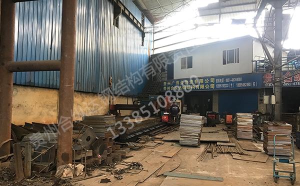 贵州钢材加工