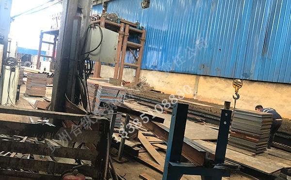 贵州钢材加工厂